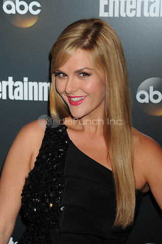 Sara Rue attends the Entertainment Weekly & ABC-TV Up Front VIP Party at Dream Downtown on May 15, 2012 in New York City. Credit: Dennis Van Tine/MediaPunch