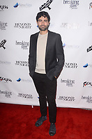 "LOS ANGELES - JAN 10:  Adrian Grenier at the ""Beyond The Night"" Los Angeles Premiere at the Ahrya Fine Arts Theater on January 10, 2019 in Beverly Hills, CA"