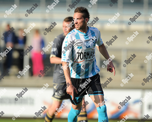 2012-07-21 / Voetbal / seizoen 2012-2013 / Verbroedering Geel-Meerhout / Mauricio Vitali Filho..Foto: Mpics.be