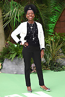 "Floella Benjamin<br /> arriving for the ""Early Man"" world premiere at the IMAX, South Bank, London<br /> <br /> <br /> ©Ash Knotek  D3369  14/01/2018"