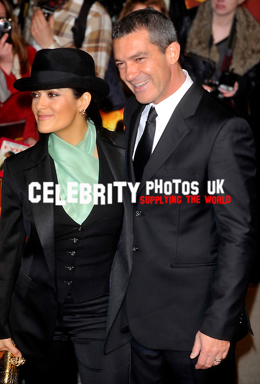 Puss In Boots - UK film premiere held at the Empire Leicester Square London, England - 24.11.11