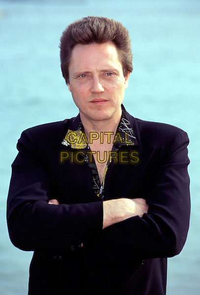 CHRISTOPHER WALKEN.Ref: 026 .www.capitalpictures.com.sales@capitalpictures.com.© Capital Pictures