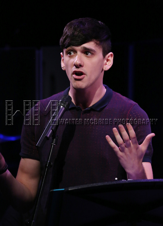 'Crossing Swords' featuring Lyle Colby Mackston Performing at The New York Musical Theatre Festival - Special Preview at The Studio Theatre on July 2, 2013 in New York City.