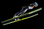 Carina Vogt of Germany compete during the Ski Jumping Ladies' Normal Hill Individual as part of the 2014 Sochi Olympic Winter Games at RusSki Gorki Jumping Center on February 11, 2014 in Sochi, Russia. Photo by Victor Fraile / Power Sport Images