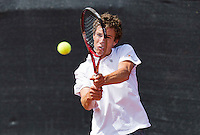 Netherlands, Rotterdam August 05, 2015, Tennis,  National Junior Championships, NJK, TV Victoria, Maikel Borg<br /> Photo: Tennisimages/Henk Koster