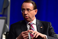Deputy Atty. General Rod Rosenstein
