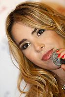 ATENÇÃO EDITOR: FOTO EMBARGADA PARA VEÍCULOS INTERNACIONAIS. SAO PAULO, SP, 28 DE NOVEMBRO DE 2012. APRESENTAÇAO DO CLIP DE WANESSA CAMARGO. A cantora Wanessa Camargo apresenta o seu novo videoclipe inspirados nas tendencias da marca Wella. O evento aconteceu no Lounge Louis, na zona sul da capital paulista.  Sao Paulo. FOTO ADRIANA SPACA / BRAZIL PHOTO PRESS