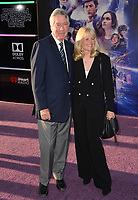 Alan Silvestri &amp; Sandra Silvestri at the premiere for &quot;Ready Player One&quot; at The Dolby Theatre, Los Angeles, USA 26 March 2018<br /> Picture: Paul Smith/Featureflash/SilverHub 0208 004 5359 sales@silverhubmedia.com