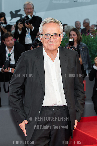 Marco Bellocchio at the premiere of Blood Of My Blood at the 2015 Venice Film Festival.<br /> September 8, 2015  Venice, Italy<br /> Picture: Kristina Afanasyeva / Featureflash