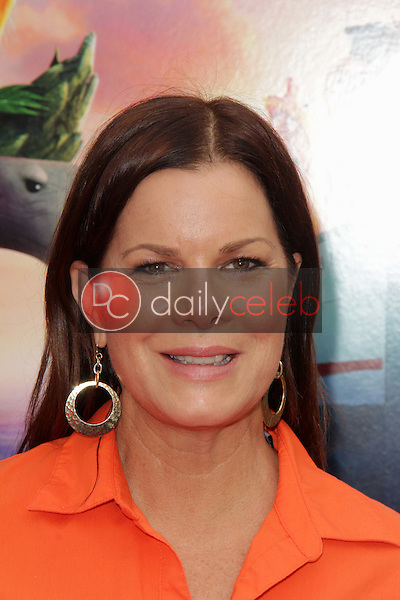 """Marcia Gay Harden<br /> at the """"Cloudy With A Chance of Meatballs 2"""" Los Angeles Premiere, Village Theater, Westwood, CA 09-21-13<br /> David Edwards/Dailyceleb.com 818-249-4998"""