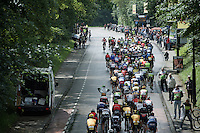 peloton up the Cauberg<br /> <br /> stage 3: Buchten - Buchten (NLD/210km)<br /> 30th Ster ZLM Toer 2016