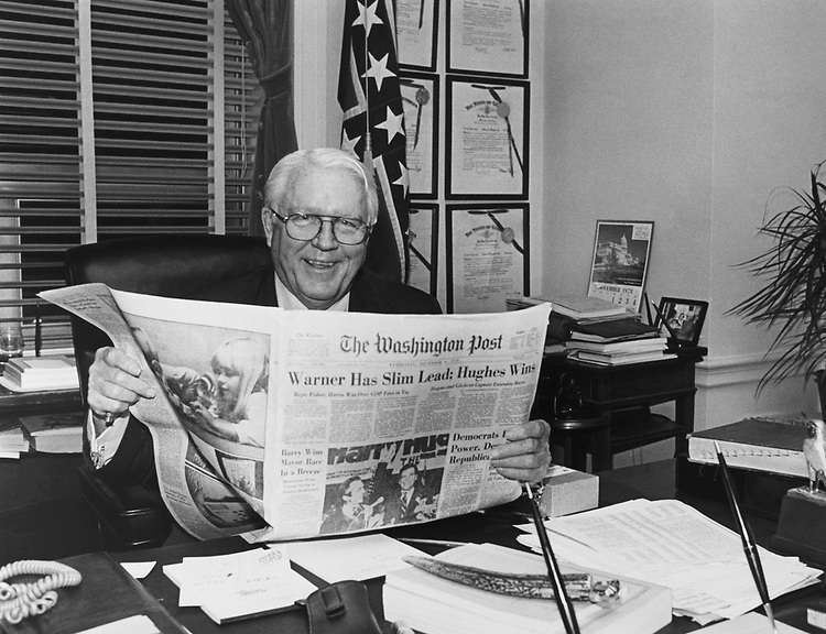 Rep. John James Flynt, D-Ga. 1965 (Photo by Keith Jewell/CQ Roll Call)