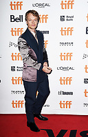 "TORONTO, ONTARIO - SEPTEMBER 08: Alfie Allen attends the ""Jojo Rabbit"" premiere during the 2019 Toronto International Film Festival at Princess of Wales Theatre on September 08, 2019 in Toronto, Canada. <br /> CAP/MPIIS<br /> ©MPIIS/Capital Pictures"