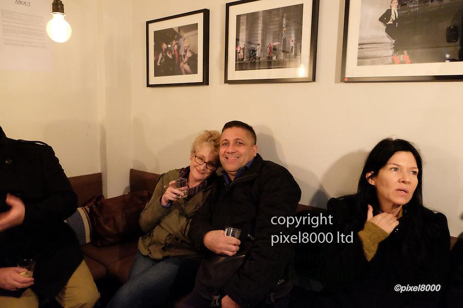 Ki Price Exhibition Milk Bar Soho<br /> <br /> ©gavin rodgers/ Pixel 8000 Ltd