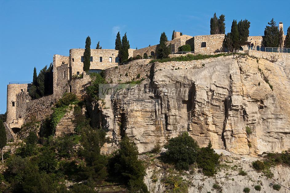 Europe/France/Provence-Alpes-Côte d'Azur/13/Bouches-du-Rhône/Cassis: Le Château désormais transformé en Maison d'Hôtes de luxe