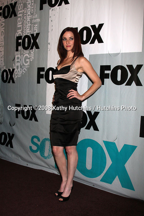 Annie Wersching arriving at the Fox TV TCA Party  at MY PLACE  in Los Angeles, CA on .January 13, 2009.©2008 Kathy Hutchins / Hutchins Photo..                .