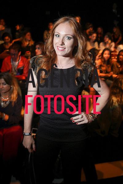 Cac&aacute; Filippini<br /> <br /> GIG Couture<br /> <br /> S&atilde;o Paulo Fashion Week- Ver&atilde;o 2016<br /> Abril/2015<br /> <br /> foto: Midori de Lucca/ Ag&ecirc;ncia Fotosite