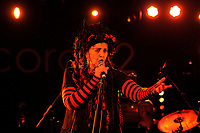 BRIGHTON, ENGLAND - SEPTEMBER 7: Lene Lovich performing at Concorde 2 on September 7, 2017 in Brighton, England.<br /> CAP/MAR<br /> &copy;MAR/Capital Pictures