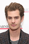 Andrew Garfield attends The Children's Monologues at Carnegie Hall on November 13, 2017 in New York City.