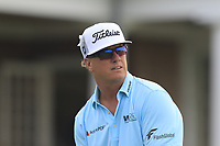 Charley Hoffman (USA) tees off the 14th tee during Saturday's Round 3 of the 118th U.S. Open Championship 2018, held at Shinnecock Hills Club, Southampton, New Jersey, USA. 16th June 2018.<br /> Picture: Eoin Clarke | Golffile<br /> <br /> <br /> All photos usage must carry mandatory copyright credit (&copy; Golffile | Eoin Clarke)