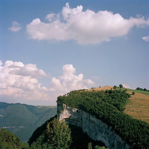 Mountaintop in Emilia Romagna, ITALY