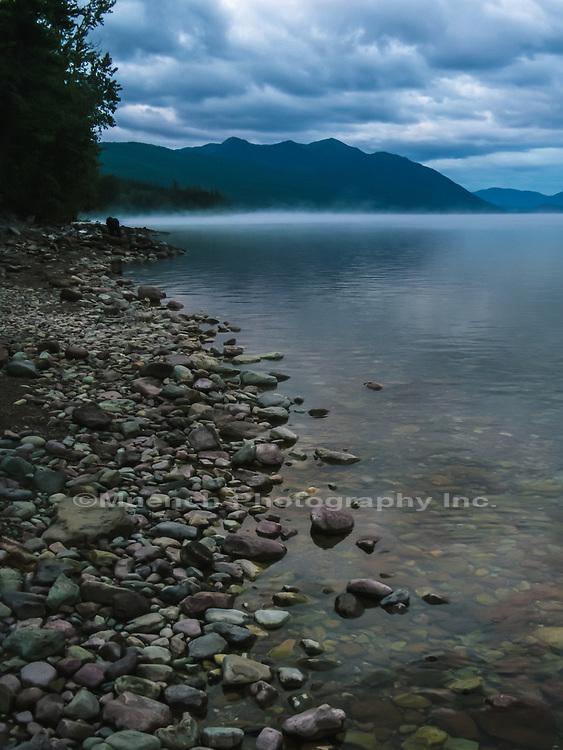 Lake McDonald,Glacier National Park,Montana