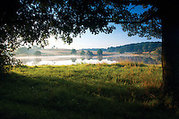Ryat Linn Reservoir, Dams to Darnley Country Park, Barrhead, East Renfrewshire