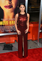 "LOS ANGELES, CA. January 30, 2019: Eva Longoria at the world premiere of ""Miss Bala"" at the Regal LA Live.<br /> Picture: Paul Smith/Featureflash"