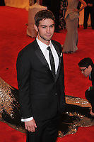 Chace Crawford at the 'Schiaparelli And Prada: Impossible Conversations' Costume Institute Gala at the Metropolitan Museum of Art on May 7, 2012 in New York City. © mpi03/MediaPunch Inc.