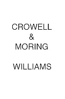 Crowell & Moring WILLIAMS