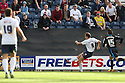 Kevin Davies of Preston scores their third goal<br />  - Preston North End v Stevenage - Sky Bet League One - Deepdale, Preston - 14th September 2013. <br /> © Kevin Coleman 2013