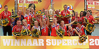 28-09-2014, Sneek, Sneker sporthal, vc Sneek D1-Alterno, supercup<br /> foto; Simon Bleeker