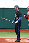21 February 2015: Duke's Evan Dougherty. The Duke University Blue Devils hosted the University of Hartford Hawks in an NCAA Division I Men's baseball game at Jack Coombs Field in Durham, North Carolina. Duke won the game 5-1.