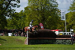 Badminton, Gloucestershire, United Kingdom, 4th May 2019, Tom McEwen riding Toledo De Kerser during the Cross Country Phase of the 2019 Mitsubishi Motors Badminton Horse Trials, Credit:Jonathan Clarke/JPC Images