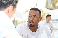 Jerome Boateng (Deutschland Germany) - 05.06.2018: Media Day der Deutschen Nationalmannschaft zur WM-Vorbereitung in der Sportzone Rungg in Eppan/Südtirol