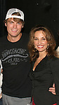 "AMC's Jeff Branson starring My Life As You is joined by Susan Lucci ""Erika Kane"" on September 15, 2006 at the Producers Club II, NYC.  (Photo by Sue Coflin/Max Photos)"