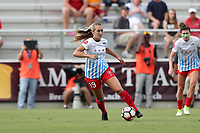 Cary, North Carolina  - Sunday May 21, 2017: Summer Green during a regular season National Women's Soccer League (NWSL) match between the North Carolina Courage and the Chicago Red Stars at Sahlen's Stadium at WakeMed Soccer Park. Chicago won the game 3-1.