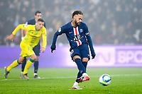 10 NEYMAR JR (PSG) - PENALTY - BUT<br /> 04/12/2019<br /> Paris Saint Germain PSG - Nantes <br /> Calcio Ligue 1 2019/2020 <br /> Foto Philippe LECOEUR Panoramic/insidefoto <br /> ITALY ONLY