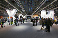 Photokina in Cologne ist the World's biggest bi-annual photo fair..Leica occupies half of Hall 1.