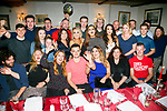 Jack Curtin, Alderwood road Tralee, had a surprise 21st birthday party at Cassidy's with family and friends on Friday