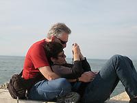 David & Rhoda, Viareggio.