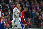 Real Madrid's Garet Bale  during the match of La Liga between Atletico de Madrid and Real Madrid at Vicente Calderon Stadium  in Madrid , Spain. November 19, 2016. (ALTERPHOTOS/Rodrigo Jimenez)