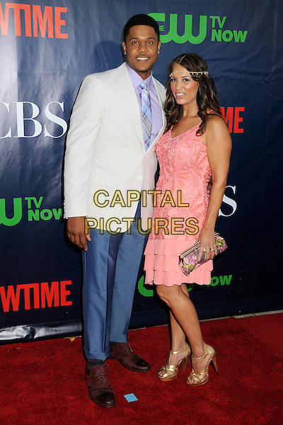 17 July 2014 - West Hollywood, California - Pooch Hall, Linda Hall. CBS, CW, Showtime Summer Press Tour 2014 held at The Pacific Design Center. <br /> CAP/ADM/BP<br /> &copy;Byron Purvis/AdMedia/Capital Pictures