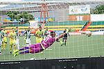Atlético Bucaramanga igualó como local 2-2 ante Atlético Nacional. Fecha 11 Liga Águila II-2016.
