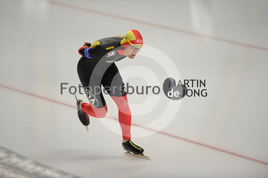 SCHAATSEN: HAMAR: Vikingskipet, 15-16-17-02-2013, Essent ISU WK allround, Season 2012-2013, Bart Swings (BEL), ©foto Martin de Jong