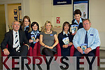 MANAGEMENT&STAFF Management and staff at their first Saturday opening of the Ulster bank, on Saturday morning, Richard Donnan, Lorraine Quinlan, Moira McMahon, Veronica Slattery, Louise Murphy, Patricia Crowe and Steven Blackburn...