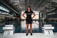 Bronagh Ryan. Swimming New Zealand Gold Coast Commonweath Games Team Announcement, Owen G Glenn National Aquatic Centre, Auckland, New Zealand,Friday 22 December 2017. Photo: Simon Watts/www.bwmedia.co.nz