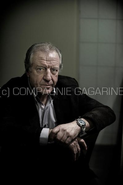 Former Belgian bicycle racer José De Cauwer (Holland, 11/01/2012)