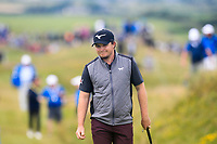 Eddie Pepperell (ENG) during the 3rd round of the Dubai Duty Free Irish Open, Lahinch Golf Club, Lahinch, Co. Clare, Ireland. 06/07/2019<br /> Picture: Golffile | Thos Caffrey<br /> <br /> <br /> All photo usage must carry mandatory copyright credit (© Golffile | Thos Caffrey)