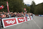 Women's Team Time Trial of the 2018 UCI Road World Championships running 54.7km from Ötztal to Innsbruck, Innsbruck-Tirol, Austria 2018.<br /> Picture: Innsbruck-Tirol 2018/Oliver Soulas | Cyclefile<br /> <br /> <br /> All photos usage must carry mandatory copyright credit (© Cyclefile | Oliver Soulas/Innsbruck-Tirol 2018)